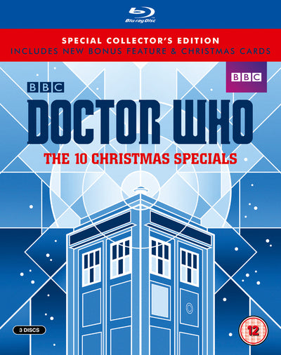 Doctor Who: The 10 Christmas Specials - Steven Moffat [Limited Edition]