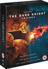 The Dark Knight Trilogy - Christopher Nolan [DVD]