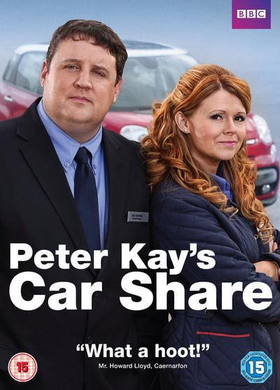 Peter Kay's Car Share: Complete Series 1 - Peter Kay [DVD]