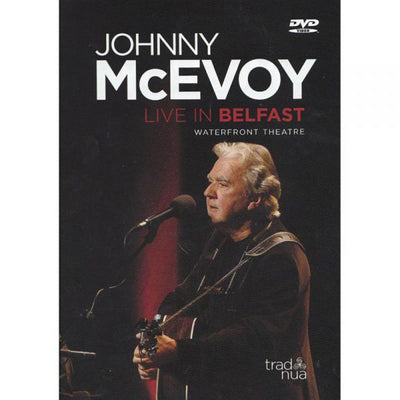 Johnny McEvoy: Live in Belfast Waterfront Theatre - Johnny McEvoy [DVD]