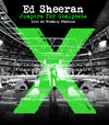 Ed Sheeran: Jumpers for Goalposts - X Tour at Wembley Stadium - Ed Sheeran [BLU-RAY]
