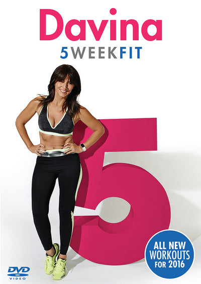 Davina: 5 Week Fit - Davina McCall [DVD]