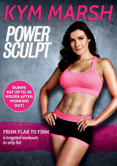 Kym Marsh: Power Sculpt - Kym Marsh [DVD]