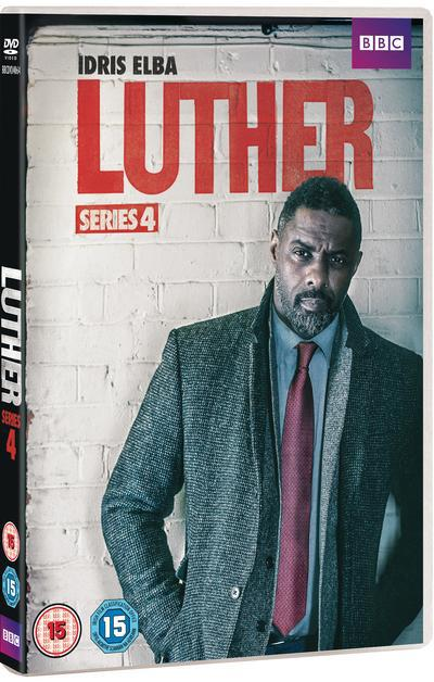 Luther: Series 4 - Neil Cross [DVD]