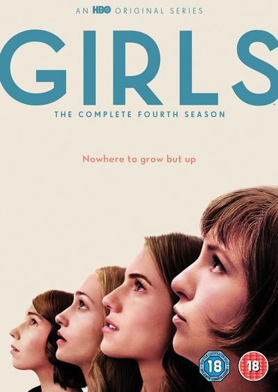 Girls: The Complete Fourth Season - Lena Dunham [DVD]