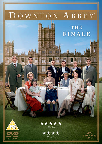 Downton Abbey: The Finale - Julian Fellowes [DVD]