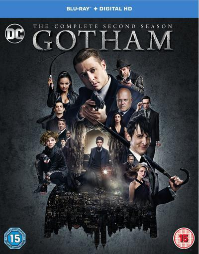 Gotham: The Complete Second Season - Bruno Heller