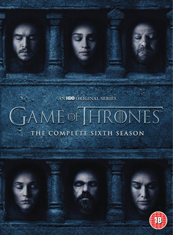 Game of Thrones: The Complete Sixth Season - David Benioff [DVD]