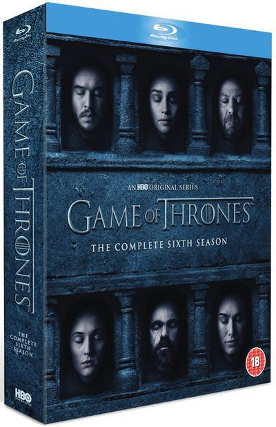 Game of Thrones: The Complete Sixth Season - David Benioff [BLU-RAY]