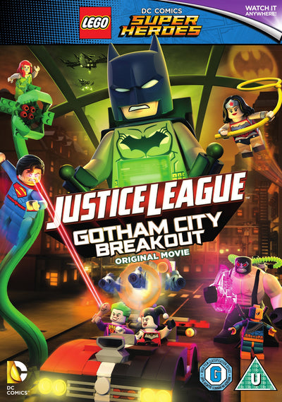 LEGO: Justice League - Gotham City Breakout - Matt Peters