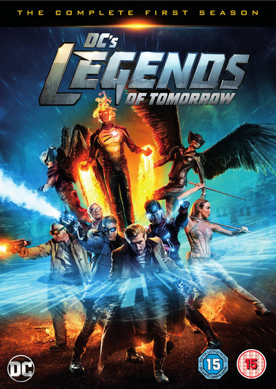 DC's Legends of Tomorrow: The Complete First Season - Greg Berlanti [DVD]