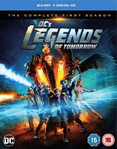 DC's Legends of Tomorrow: The Complete First Season - Greg Berlanti