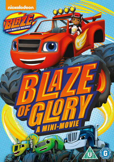 Blaze and the Monster Machines: Blaze of Glory - Michael Martines [DVD]