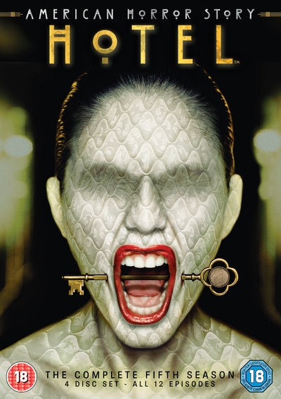 American Horror Story: Hotel - The Complete Fifth Season - Ryan Murphy [DVD]