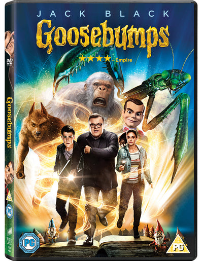 Goosebumps - Rob Letterman [DVD]