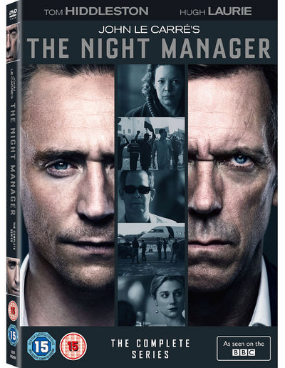 The Night Manager - Rob Bullock [DVD]