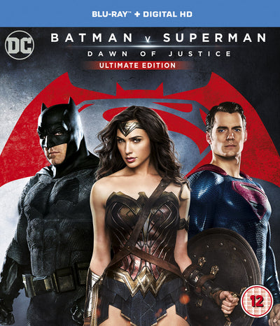 Batman V Superman - Dawn of Justice: Ultimate Edition - Zack Snyder