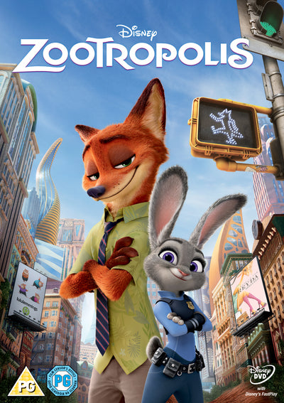 Zootropolis - Byron Howard [DVD]