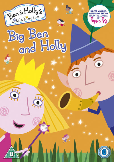 Ben and Holly's Little Kingdom: Big Ben and Holly - Neville Astley [DVD]