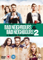 Bad Neighbours/Bad Neighbours 2 - Nicholas Stoller [DVD]