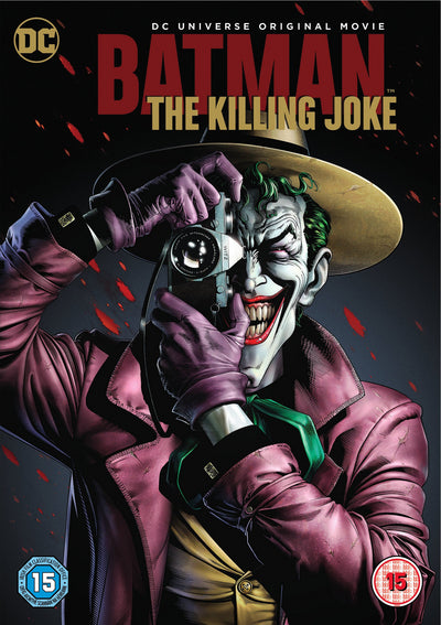 Batman: The Killing Joke - Sam Liu [DVD]