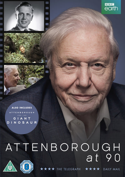 Attenborough at 90 - Kirsty Young [DVD]