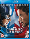 Captain America: Civil War - Anthony Russo [BLU-RAY]