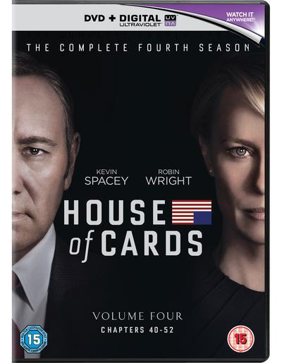 House of Cards: Season 4 - Alex Barnow
