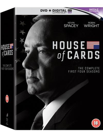 House of Cards: Seasons 1-4 - Alex Barnow