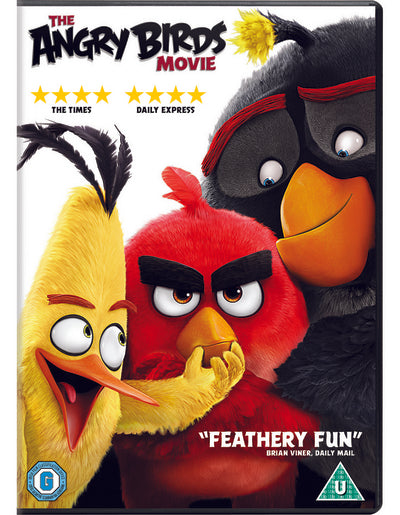 The Angry Birds Movie - Clay Kaytis [DVD]