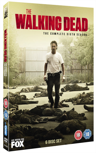The Walking Dead: The Complete Sixth Season - Frank Darabont [DVD]