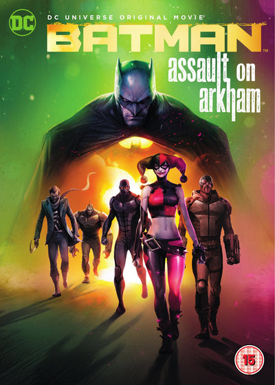 Batman: Assault On Arkham - Jay Oliva [DVD]
