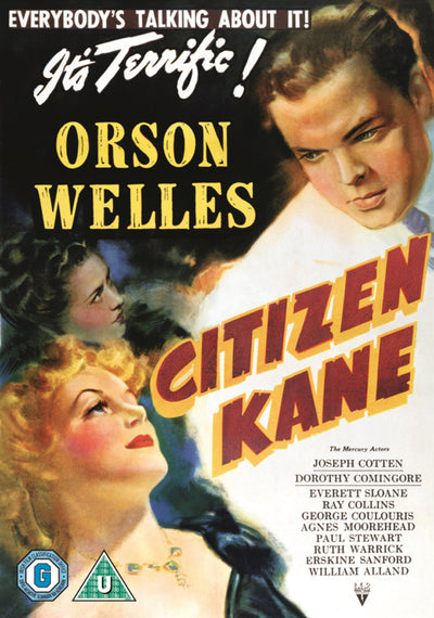 Citizen Kane - Orson Welles [DVD]