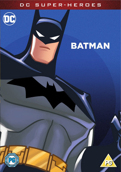 DC Super-heroes: Batman - Batman [DVD]