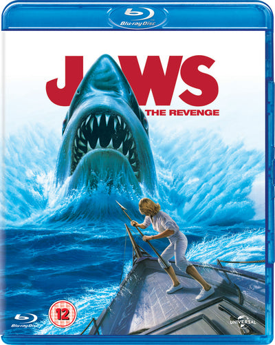 Jaws 4 - The Revenge - Joseph Sargent [BLU-RAY]