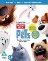 The Secret Life of Pets - Chris Renaud [BLU-RAY]
