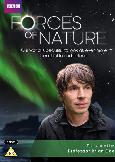 Forces of Nature - Brian Cox [DVD]