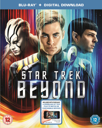 Star Trek Beyond - Justin Lin [BLU-RAY]