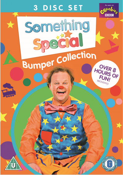 Something Special: Mr Tumble Bumper Collection - Justin Fletcher [DVD]