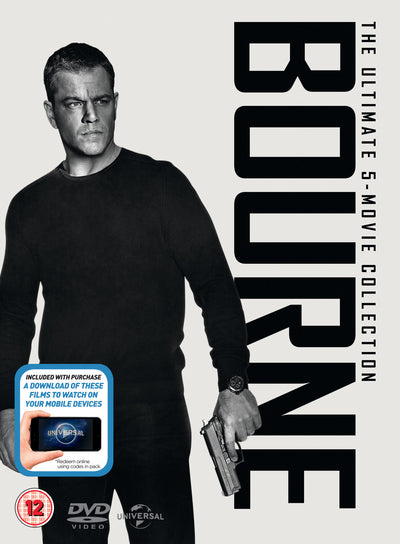 Bourne: The Ultimate 5-movie Collection - Doug Liman