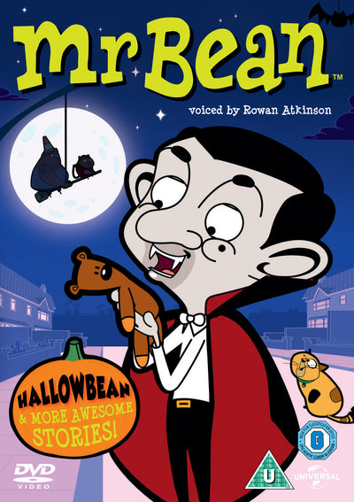 Mr Bean - The Animated Adventures: Volume 10 - Rowan Atkinson [DVD]