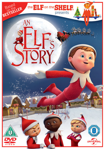 An Elf's Story - Chad Eikhoff [DVD]