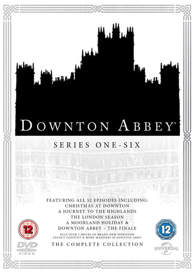 Downton Abbey: The Complete Collection - Rebecca Eaton [DVD]