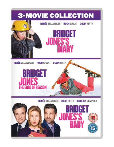 Bridget Jones's Diary/The Edge of Reason/Bridget Jones's Baby - Sharon Maguire