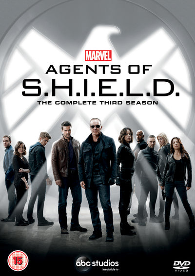 Marvel's Agents of S.H.I.E.L.D.: The Complete Third Season - Joss Whedon [DVD]