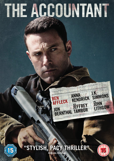 The Accountant - Gavin O'Connor