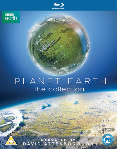 Planet Earth: The Collection - David Attenborough [BLU-RAY]