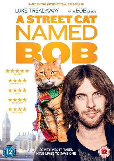 A Street Cat Named Bob - Roger Spottiswoode [DVD]