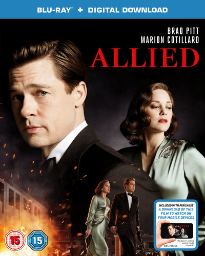Allied - Robert Zemeckis [BLU-RAY]