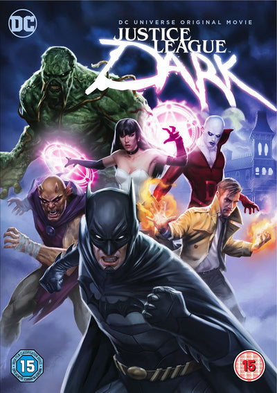 Justice League Dark - Jay Oliva
